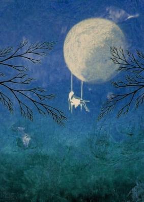 Luna nuova, quarto appuntamento del ciclo La luna nel pozzo, Yoga e donna