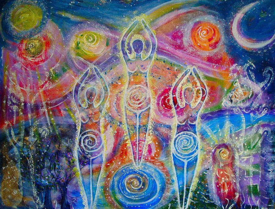 Sabato 17 marzo: Yoga & Gong, pratica dedicata alla Luna Nuova