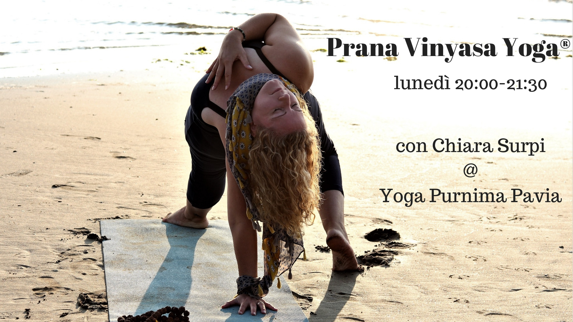 Nuovo corso di Prana Vinyasa Yoga®