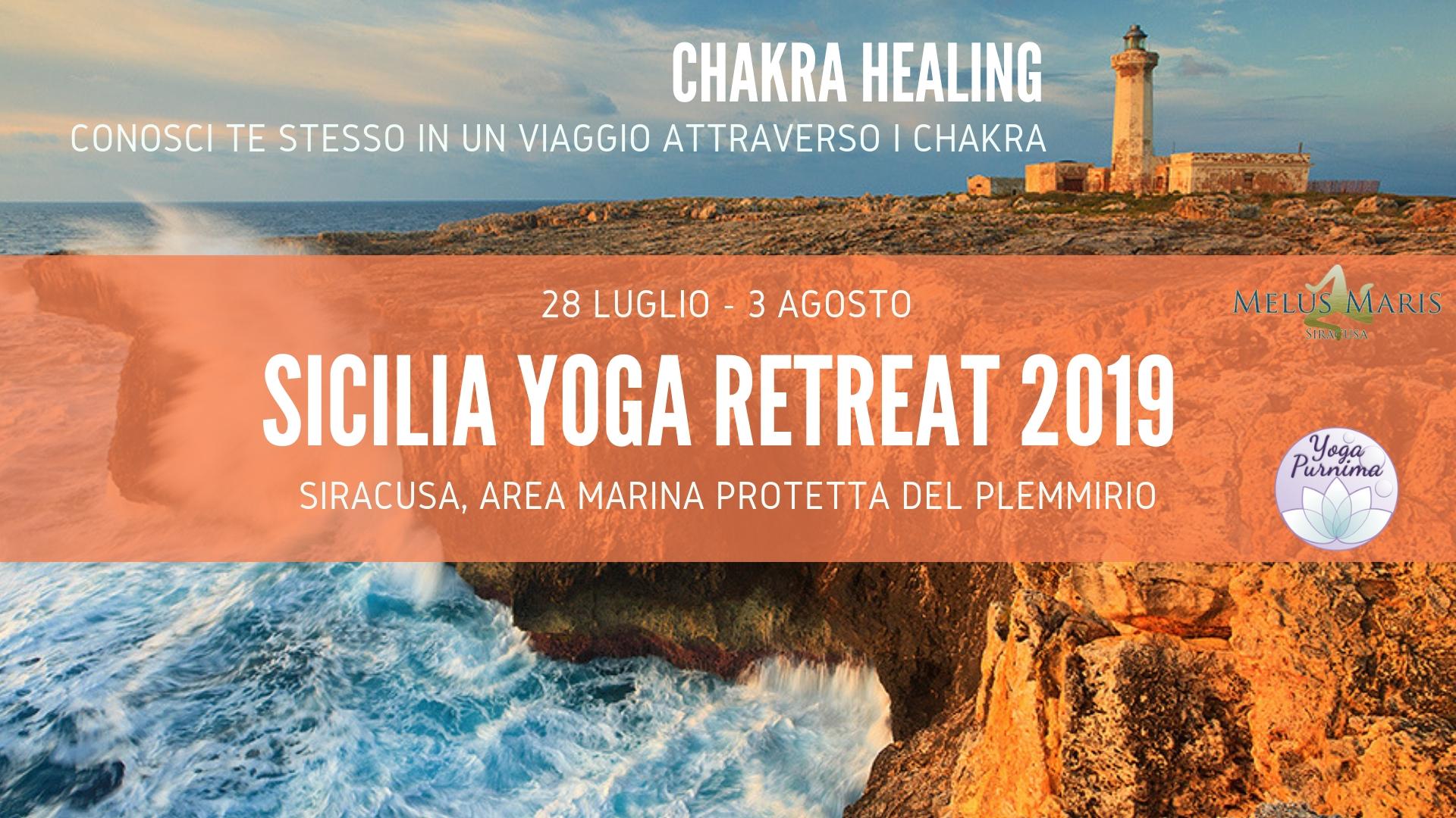Sicilia Yoga Retreat 2019 – Siracusa 28 luglio – 3 agosto