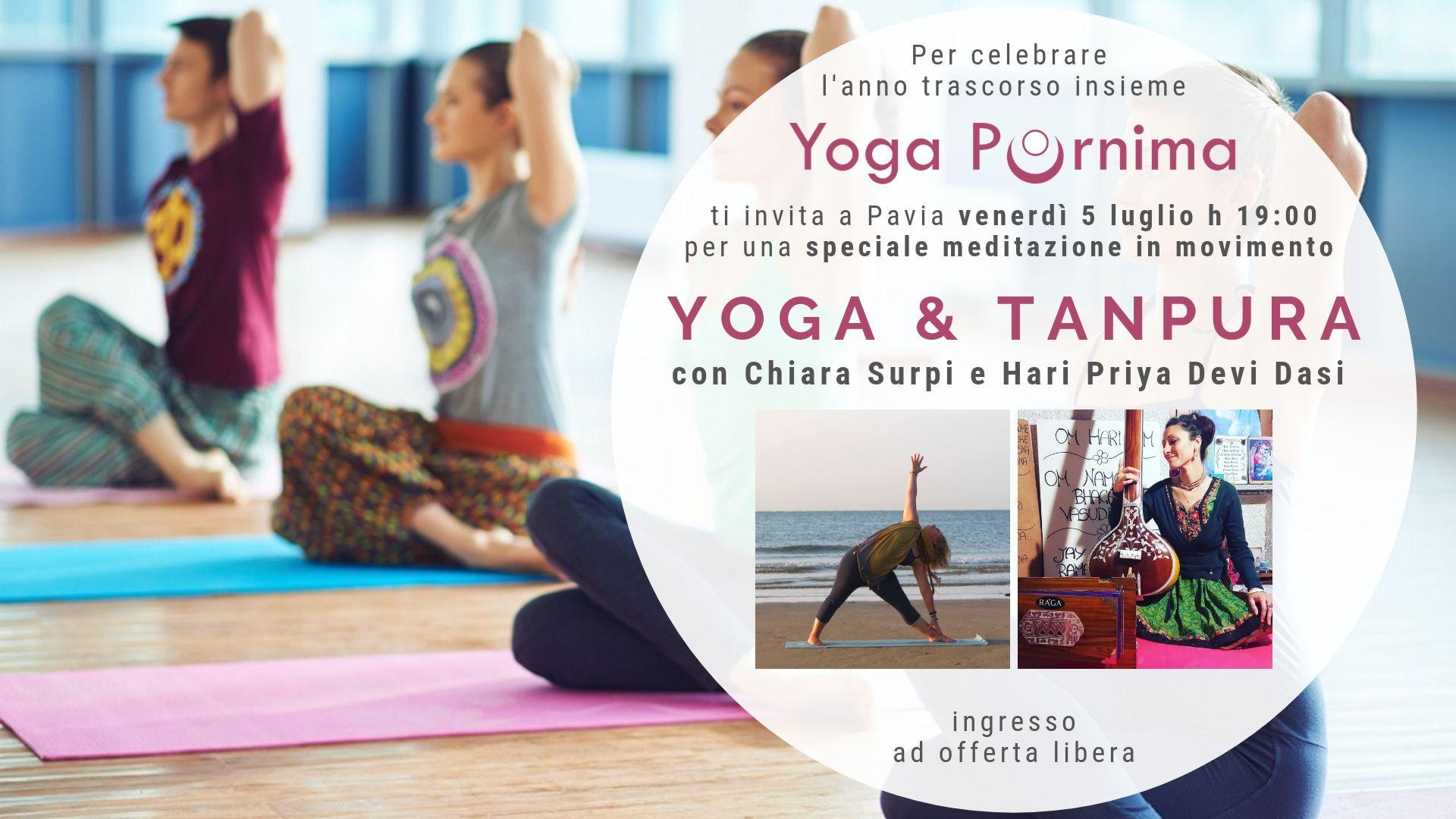 Masterclass di fine anno con Yoga & Tanpura