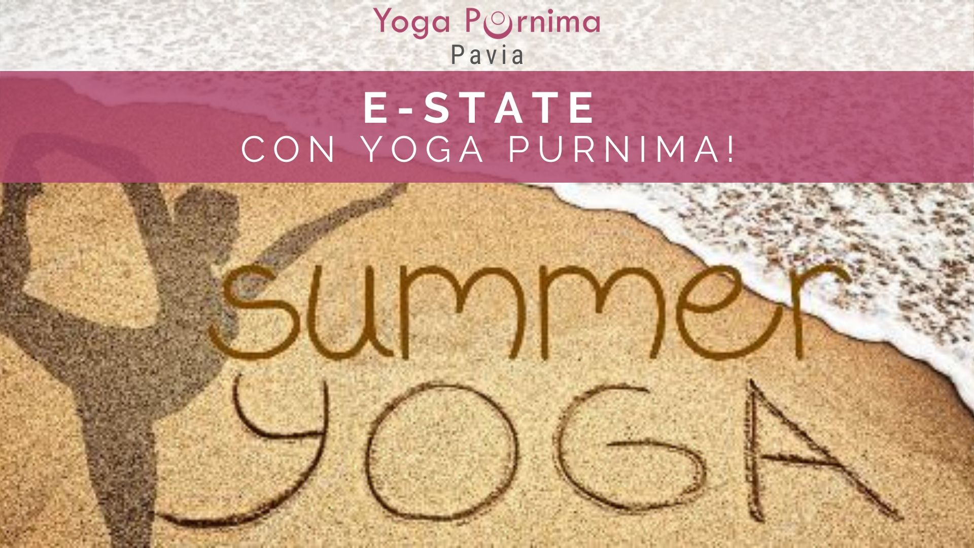 Estate con Yoga Purnima