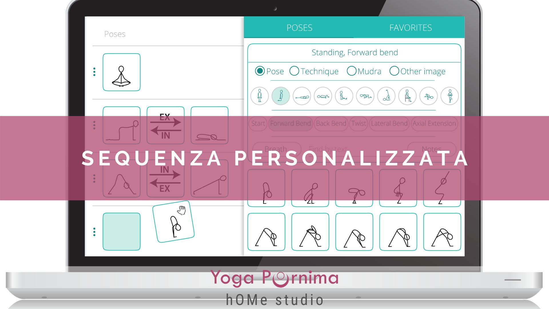 Yoga dedicato: crea la tua sequenza personalizzata