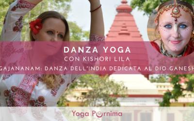 Nuovo corso di Danza Yoga dal 14 febbraio