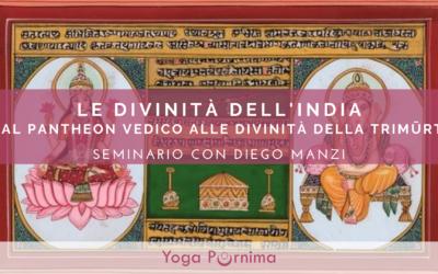 Le divinità dell'India: dal pantheon vedico alle divinità della trimūrti – seminario con Diego Manzi