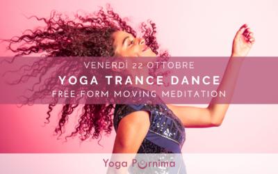 Yoga Trance Dance, meditazione in movimento oltre la forma